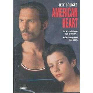 American Heart - DVD