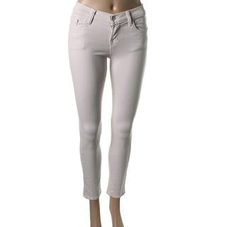 J Brand Womens Denim Slimming Cropped Jeans - 25