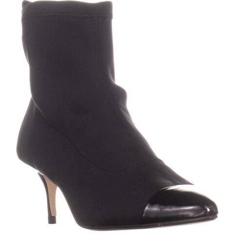 Nanette Lepore Nala Ankle Boots, Black