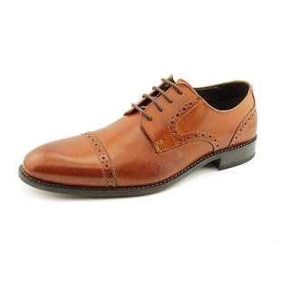 Stacy Adams Prescott Round Toe Leather Oxford