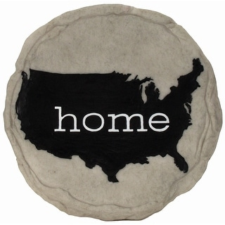 Spoontiques 13277 Home Usa Stepping Stone