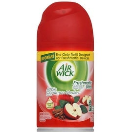 Air Wick Freshmatic Ultra Air Freshener Refill, Apple Cinnamon Medley 6.17 oz