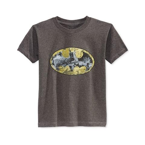 Warner Brothers Boys Batman Comic Graphic T-Shirt - S (8)