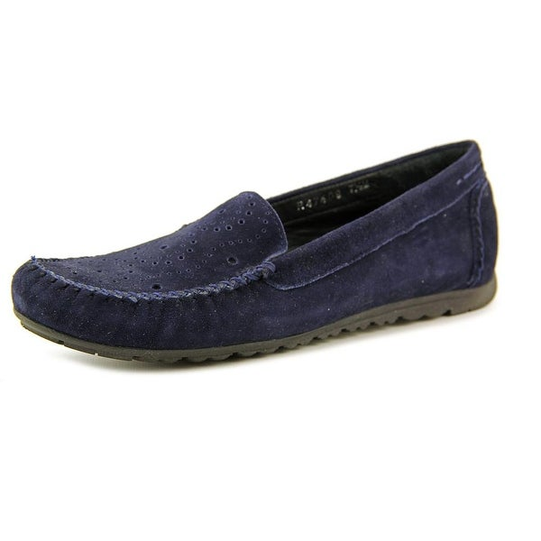 Rose Petals by Walking Cradles Elle Navy Flats