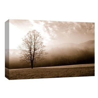 "PTM Images 9-148036  PTM Canvas Collection 8"" x 10"" - ""Meadow Solace"" Giclee Rural Art Print on Canvas"