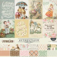 "Authentique Collection Kit 12""X12""-Jubilee"