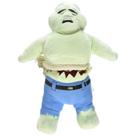 The Walking Dead Well-Walker Plush Dog Stretch and Chew Toy - multi
