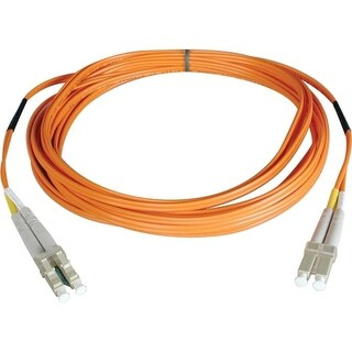 Tripp Lite N520-20M Tripp Lite Duplex Multimode 50/125 Fiber Patch Cable - (LC/LC), 20M (65-ft.)