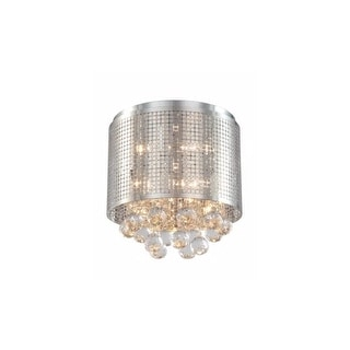 Bethel International Gl63 3 Light 11 13 16 Wide Flush Mount Ceiling Fixture Wit Ships To Canada Ca 19844956