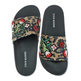 81a2d8c4358f Buy Steve Madden Women s Sandals Online at Overstock