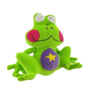 Happy House Cute Froggy Plush Baby Toy