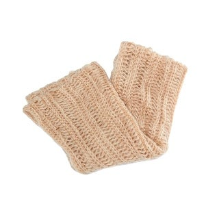 Flurries of Fashion Chunky Knit Infinity Scarf