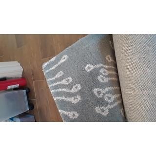 SAFAVIEH Handmade Soho Juline Dandelion N.Z. Wool Rug