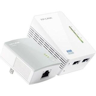 TP-Link TL-WPA4220KIT AV500 Wi-Fi Range Ext. Powerline Ed.