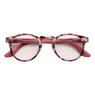 Women's Fashion Readers - Retro Oval Shaped Reading Glasses