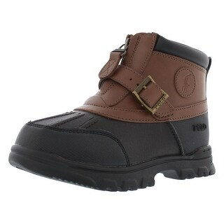 Polo Ralph Lauren Colbey Mid Zip Casual Infant's Shoes - 5 m us toddler