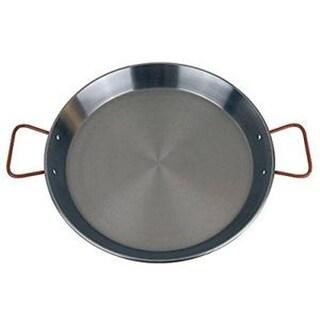 Magefesa 01PAPAEPU30 12 in. Fesa Carbon Steel Paella Pan - 4 Servings