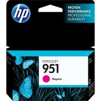 HP 951 Yellow Original Ink Cartridge (CN051AN)(Single Pack)