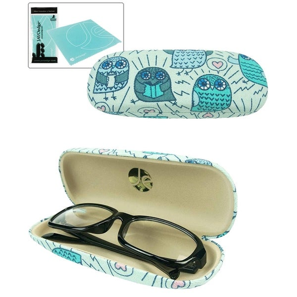 Microfiber Cleaning Cloth Pattern: Shop JAVOedge Cartoon Owl Pattern Eyeglass / Reading Glass
