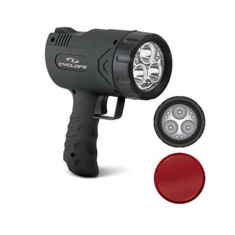 Cyclops x500h sirius 500 lumen handheld spotlight