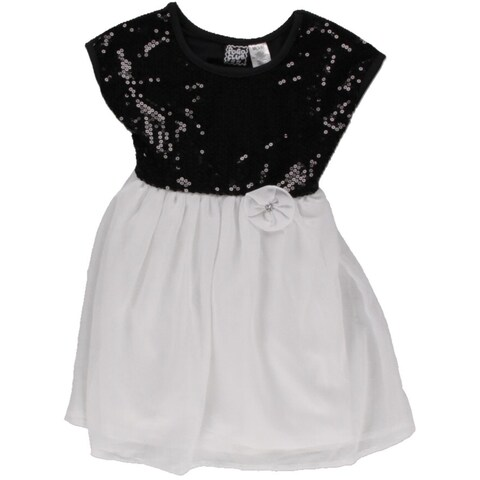 Pogo Club Girls Special Occasion Dress Sequined