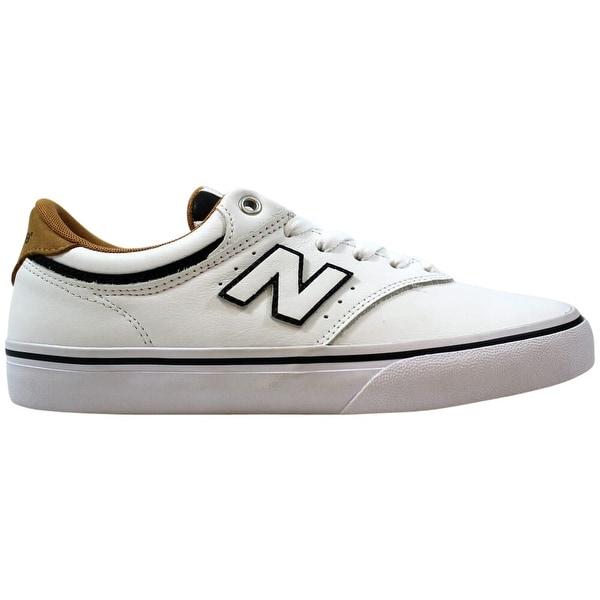 New Balance 255 Numeric White
