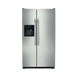 """Frigidaire FFSS2314Q 33"""" Wide, 23 Cu. Ft. Side By Side Refrigerator"""