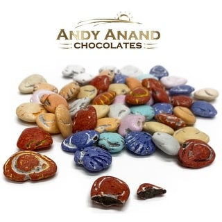 Andy Anand Belgian Chocolate Sea Shells Gift Box 1 lbs