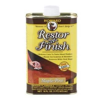 Restor-A-Finish RF2016 Original Finish, Maple Pine, 16 Oz