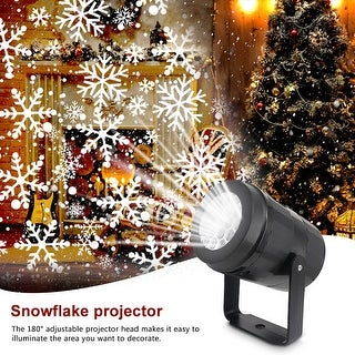 Link to Snowfall Projector Christmas LED Lights Projection Lamp for Holiday New Year Christmas Party Similar Items in Christmas Decorations