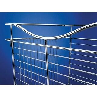 "Rev-A-Shelf CB-182011  CB Series 18 x 20 x 11"" Wire Pull-Out Closet Basket"