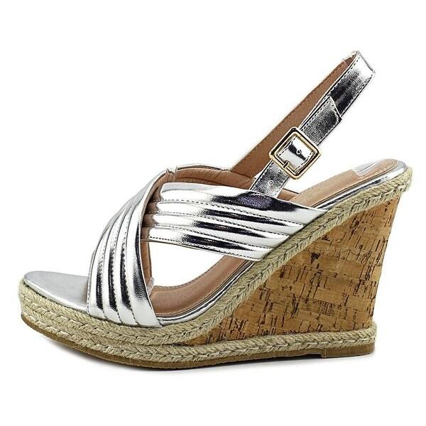 Callisto Womens Puff Open Toe Casual Espadrille Sandals - 7