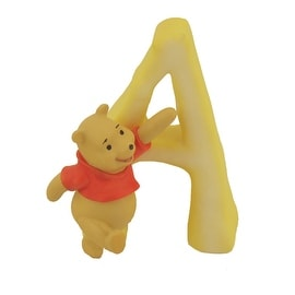 Disney Pooh and Friends Magnetic Alphabet Letter A
