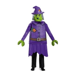 Kids LEGO Witch Deluxe Halloween Costume