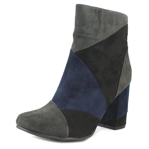Seven Dials Tanyette Charcoal Multi Boots
