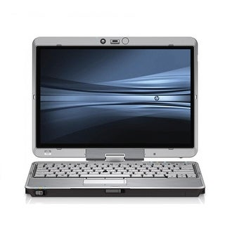"HP EliteBook 2730p 12.1"" Silver Refurbished Tablet PC - Intel Core 2 Duo 1.2 GHz 4GB SODIMM DDR2 250GB Windows 10 Pro 64-Bit"