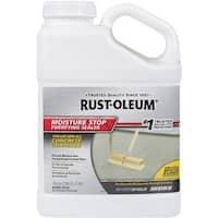 Rust-Oleum Moisture Stop Sealer 301239 Unit: GAL