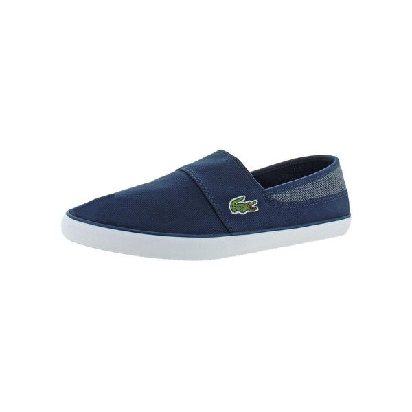961d21507d Shop Lacoste Mens Marice 318 1 Casual Shoes Ortholite Slip On - Free ...
