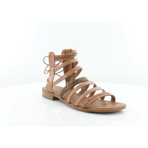 Nine West Xema Women's Sandals DkNat