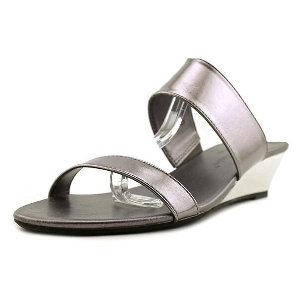Athena Alexander Spend It Women Pewter Sandals