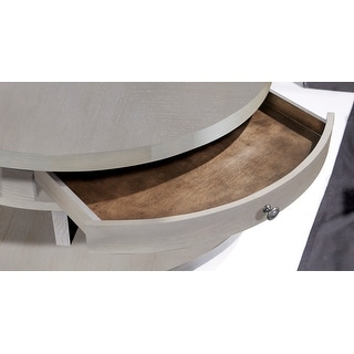 Link to Round Cocktail Table Similar Items in Living Room Furniture