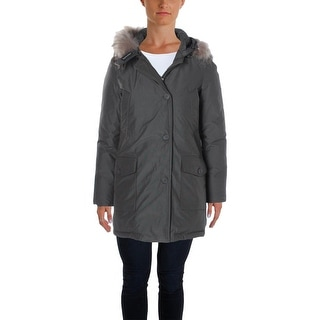 Woolrich Womens Parka Hooded Deep Pocket