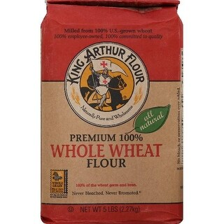 Whole Wheat Flour -Pack of 8