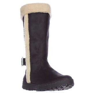 White Mountain Cliffs Kesha Mid Calf Winter Boots, Black