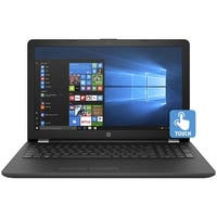 """Refurbished - HP 15-BW035NR 15.6"""" Touch Laptop AMD A10-9620P 2.5GHz 4GB 500GB Win10"""