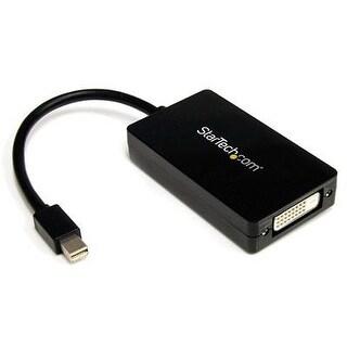 Startech.Com Travel A/V Adapter - 3-In-1 Mini Displayport To Displayport Dvi Or Hdmi Converter