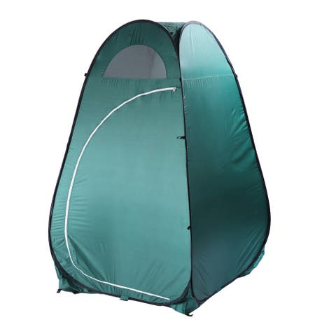 Portable Outdoor Toilet Dressing Fitting Room Shelter Tent Canopies