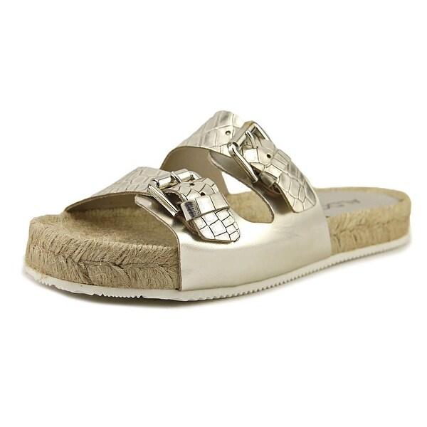 Aldo Dolci Women Silver Sandals