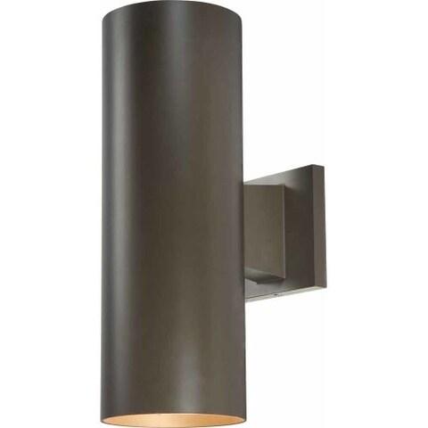 "Volume Lighting V9635 2 Light 14"" Height Outdoor Wall Sconce"