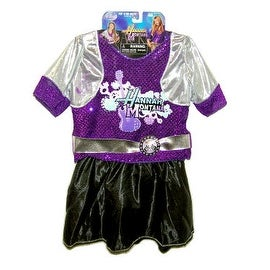 Hannah Montana Pop Star Costume, 4-6